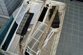岐阜市 A様 エアコン分解洗浄有難うございました。