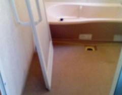 10月19日 一宮市 U邸様 浴室クリーニング 有難うございました
