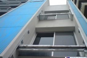 大須 4F建て事務所 新築クリーニング
