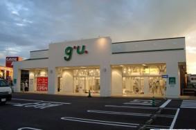 春日井市ザ・モール gu春日井店 いよいよオープン間近!!