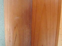 一宮市 E様邸 和室の柱などの美白クリーニング有り難うございました!