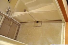 名古屋市北区マンション浴室、トイレクリーニング有り難うございました