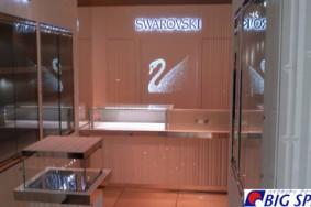 浜松市 遠鉄百貨店スワロフスキー  有り難うございました