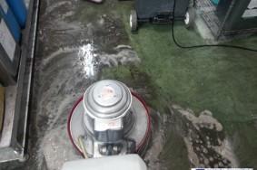 一宮市 (株)K社様 工場カラーコンクリート洗浄有難うございました!!