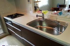 中川区 T様 キッチン お風呂 トイレクリーニング有難うございました!