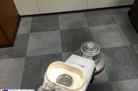 一宮市 N社様 役員室タイルカーペット洗浄有難うございました!!