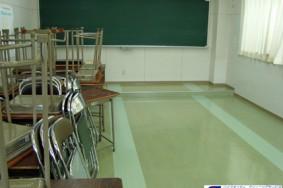 岐阜市 K学習塾様 床ワックスありがとうございました・・・