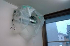 エアコン分解洗浄 介護サービスアットホームケア ユタカ様