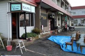一宮市 喫茶店 年末大掃除です!