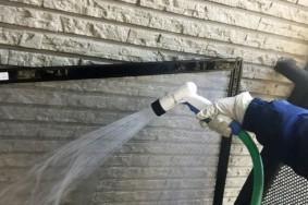 名古屋市 F様サッシガラスクリーニング有難うございました!