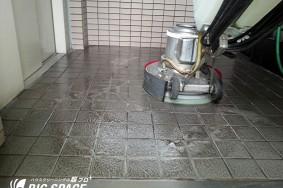 名古屋市 K様 外部タイル床洗浄有難うございました!