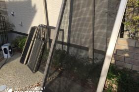 瀬戸市 I様 年末大掃除 サッシガラス有難うございました!