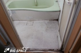 一宮市H様 お風呂場クリーニング有難うございました。