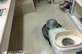 たんぽぽ動物病院様 床のメンテナンス有難うございました!
