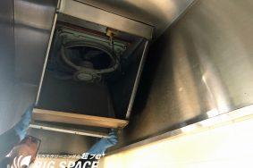 あま市 社員寮の食堂 厨房クリーニング有難うございました!
