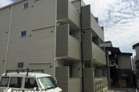 名古屋市中村区 マンション新築 クリーニング!