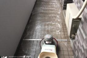 賃貸マンション [共用部丸洗いクリーニング]岐阜市有難うございました!