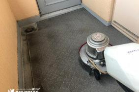 一宮市 K賃貸マンションの 特別清掃 有難うございました。