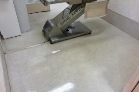 一宮市 たんぽぽ動物病院様 床洗浄ワックス 定期清掃 有難うございました。