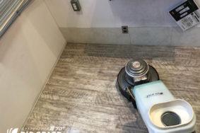 名古屋市栄 [美容院] [定期清掃] [床ワックス] 有難うございました。